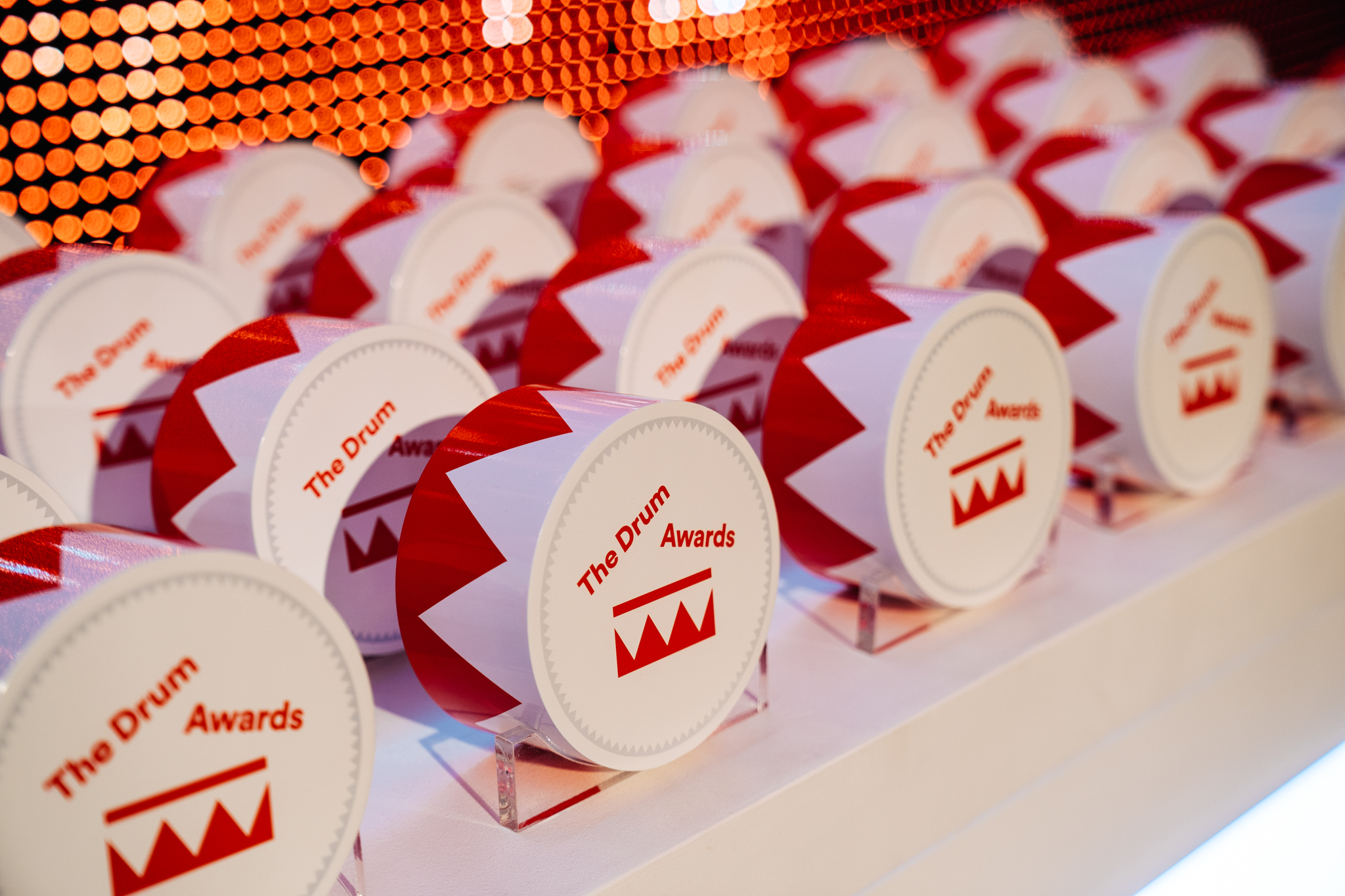 Hallam enjoys a record-breaking night at The Drum Recommends Digital Awards