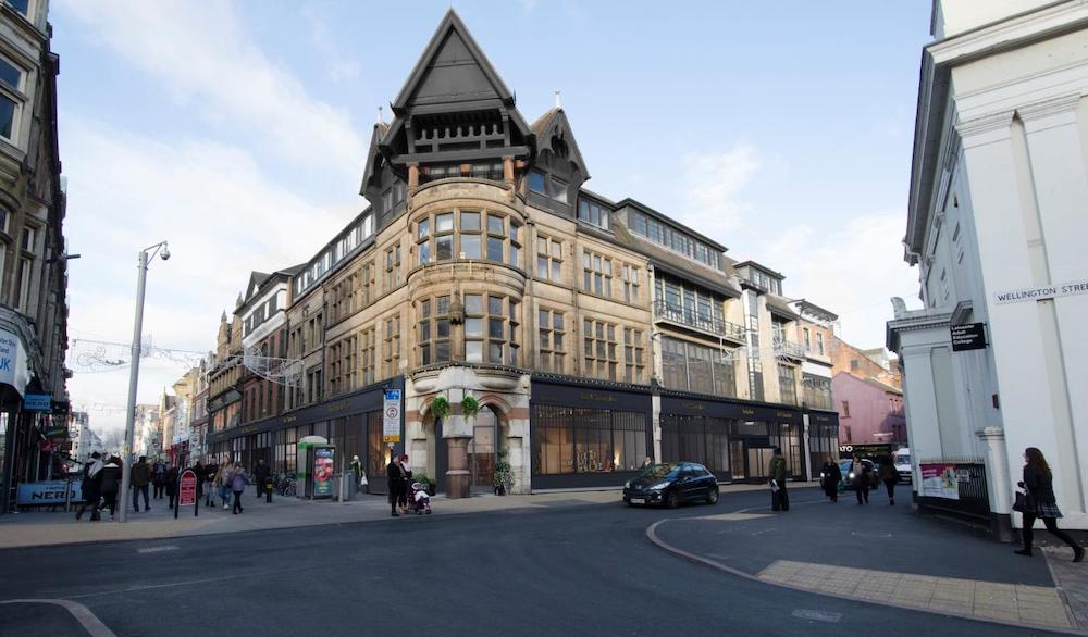 LLEP Investment Helps Bring The Gresham Back To Life