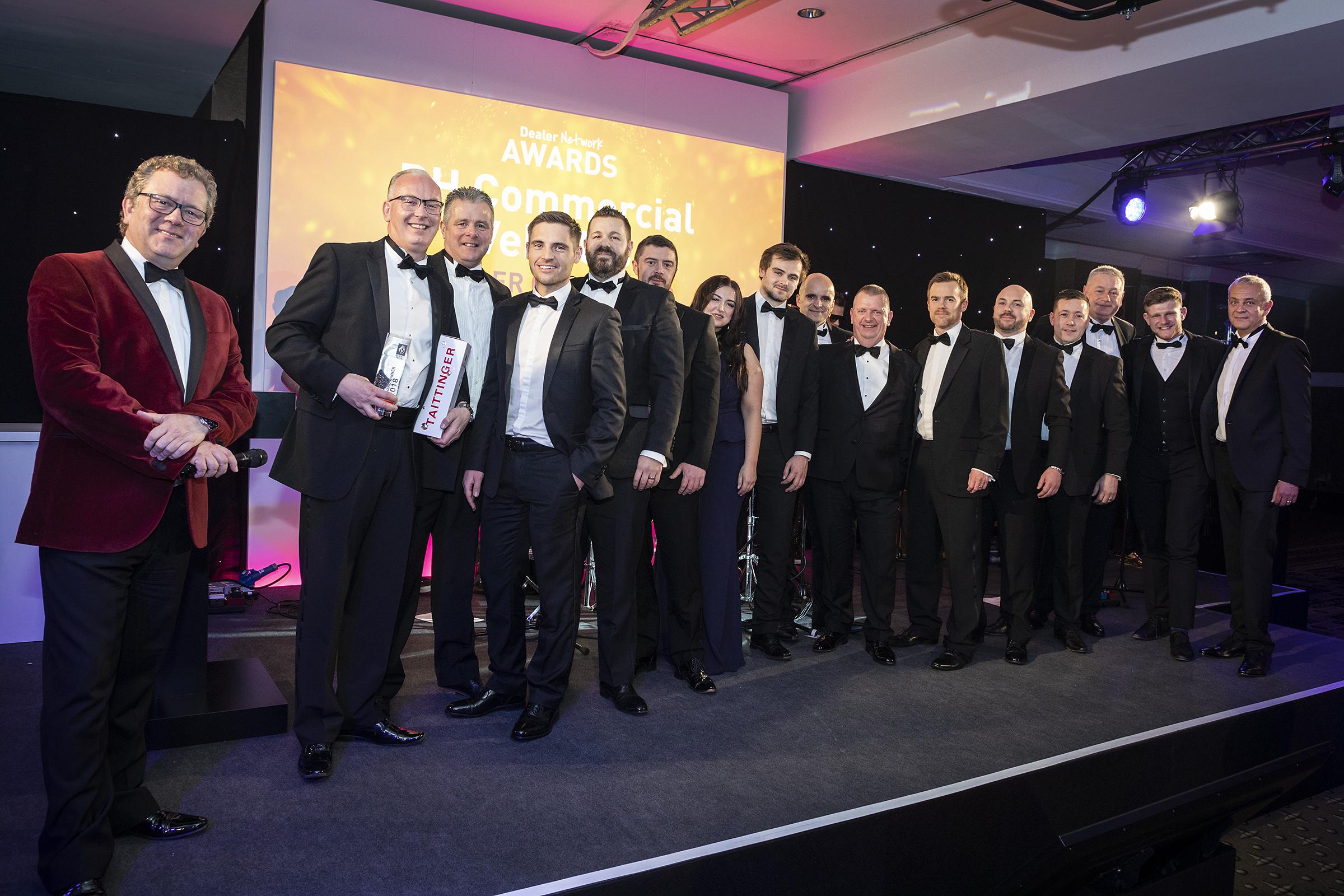 RHCV steers the way as leading dealer