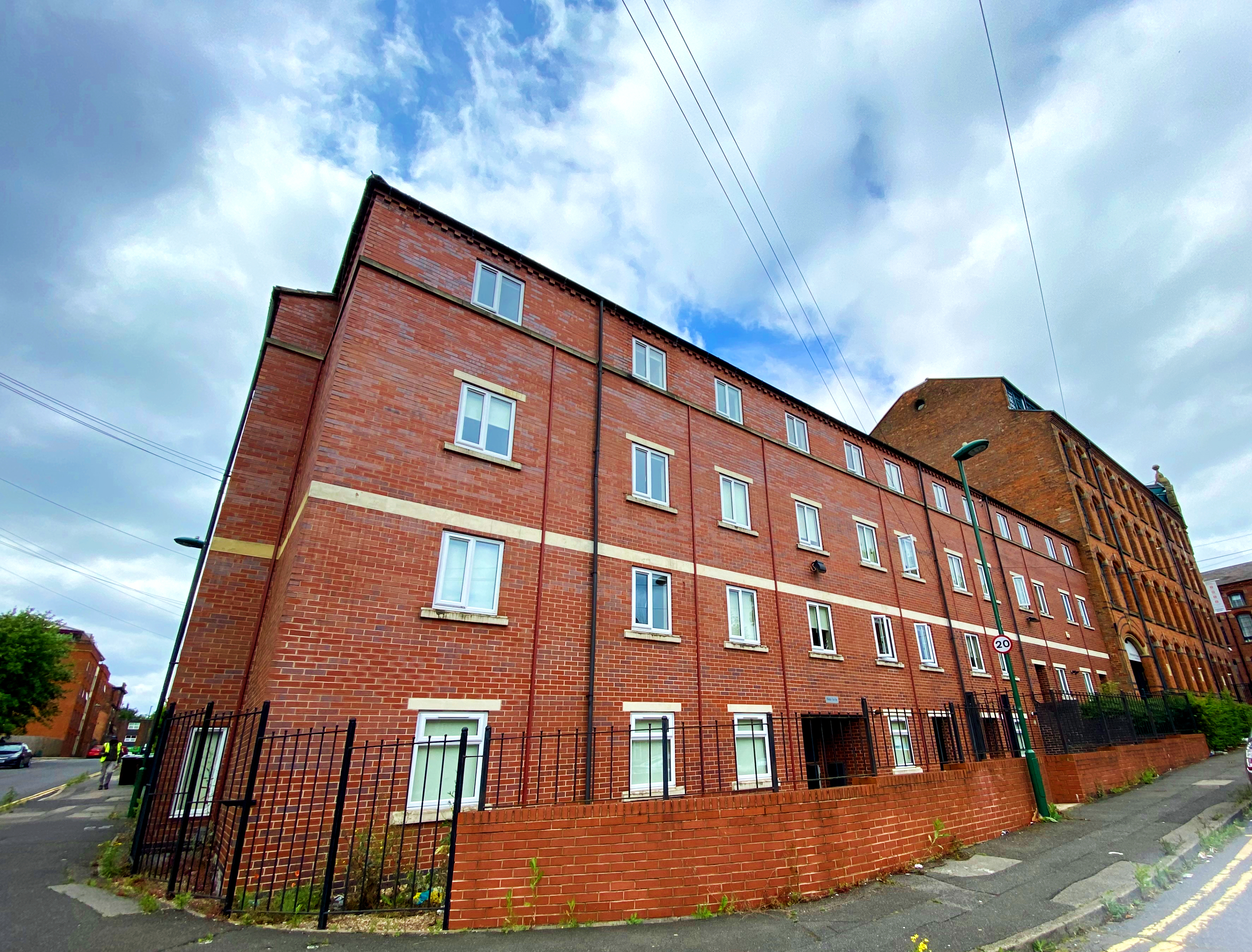 MULTI-MILLION-POUND STUDENT ACCOMMODATION DEAL COMPLETES IN NOTTINGHAM