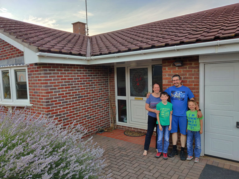 Health Visitor Wins Solar PV System For Family Home Thanks to NHS Donation