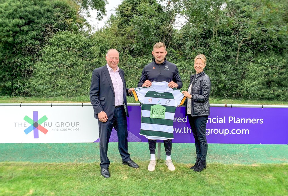 Nottingham Rugby Club Scores Sponsorship from The RU Group