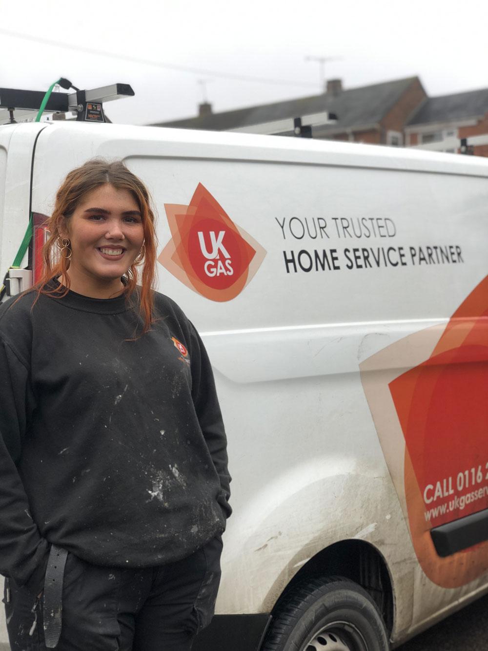 Tia Whelan success demonstrates value of Leicester College apprenticeship courses