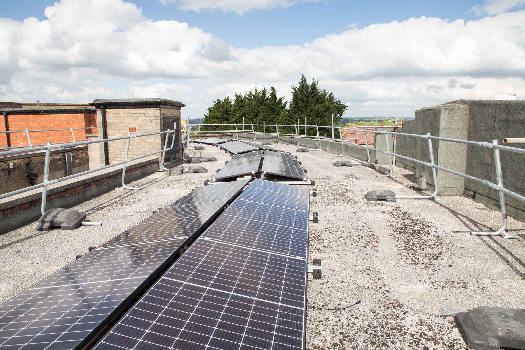 Landmark Ilkeston building set to be future proofed with low carbon and renewable technologies