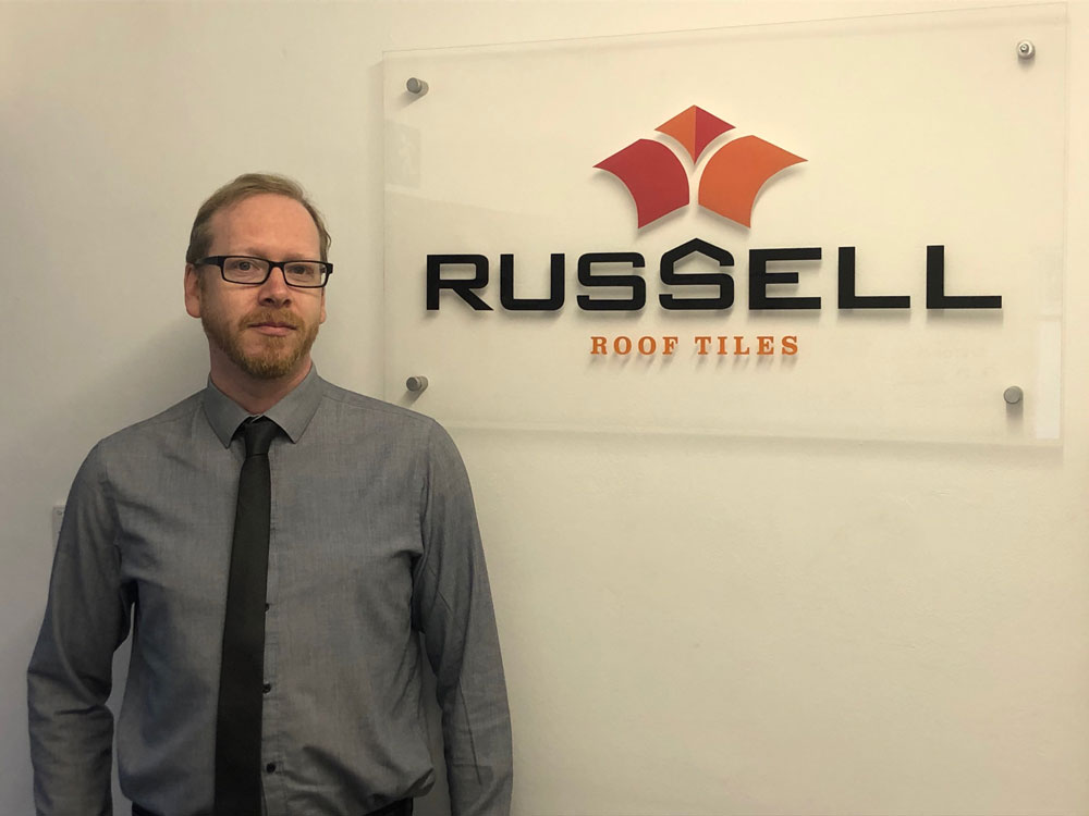 Russell Roof Tiles has Expanded its Technical Team to Meet Demand