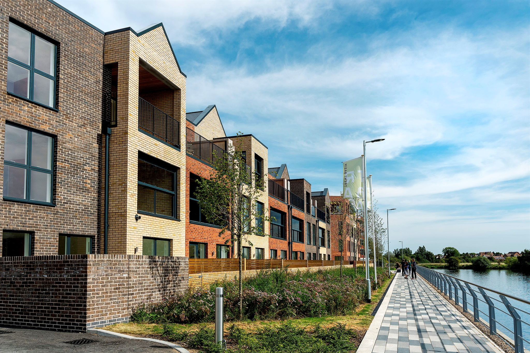 Phase Three Homes Now Available To Purchase at Trent Basin Development
