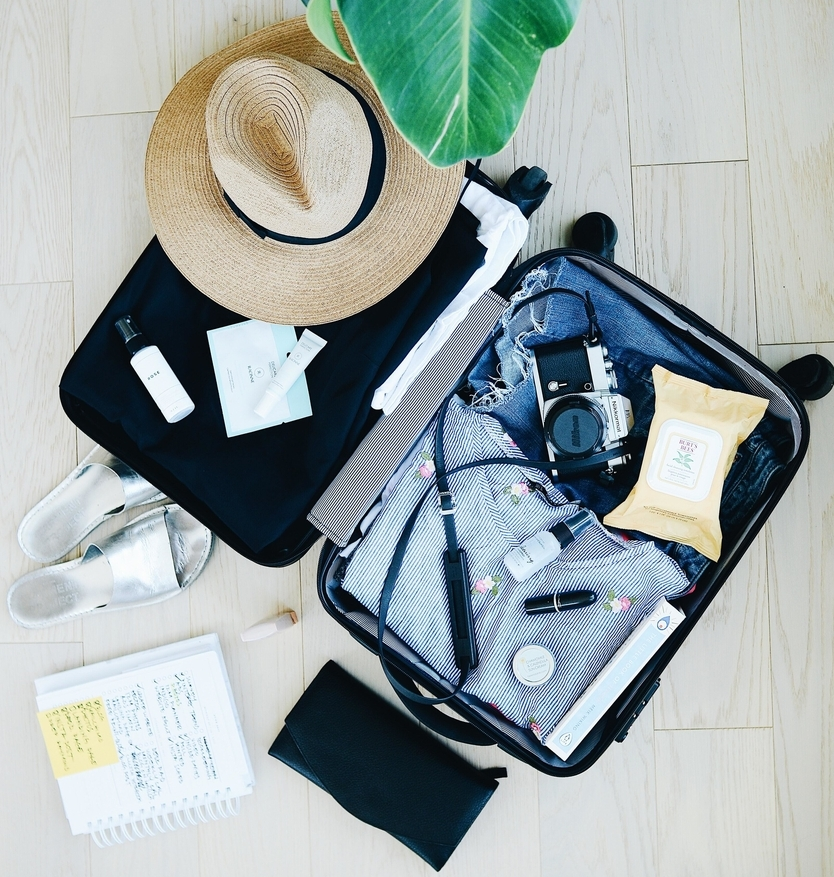 SUMMER SAFETY: YOUR 2020 HAND LUGGAGE ESSENTIALS