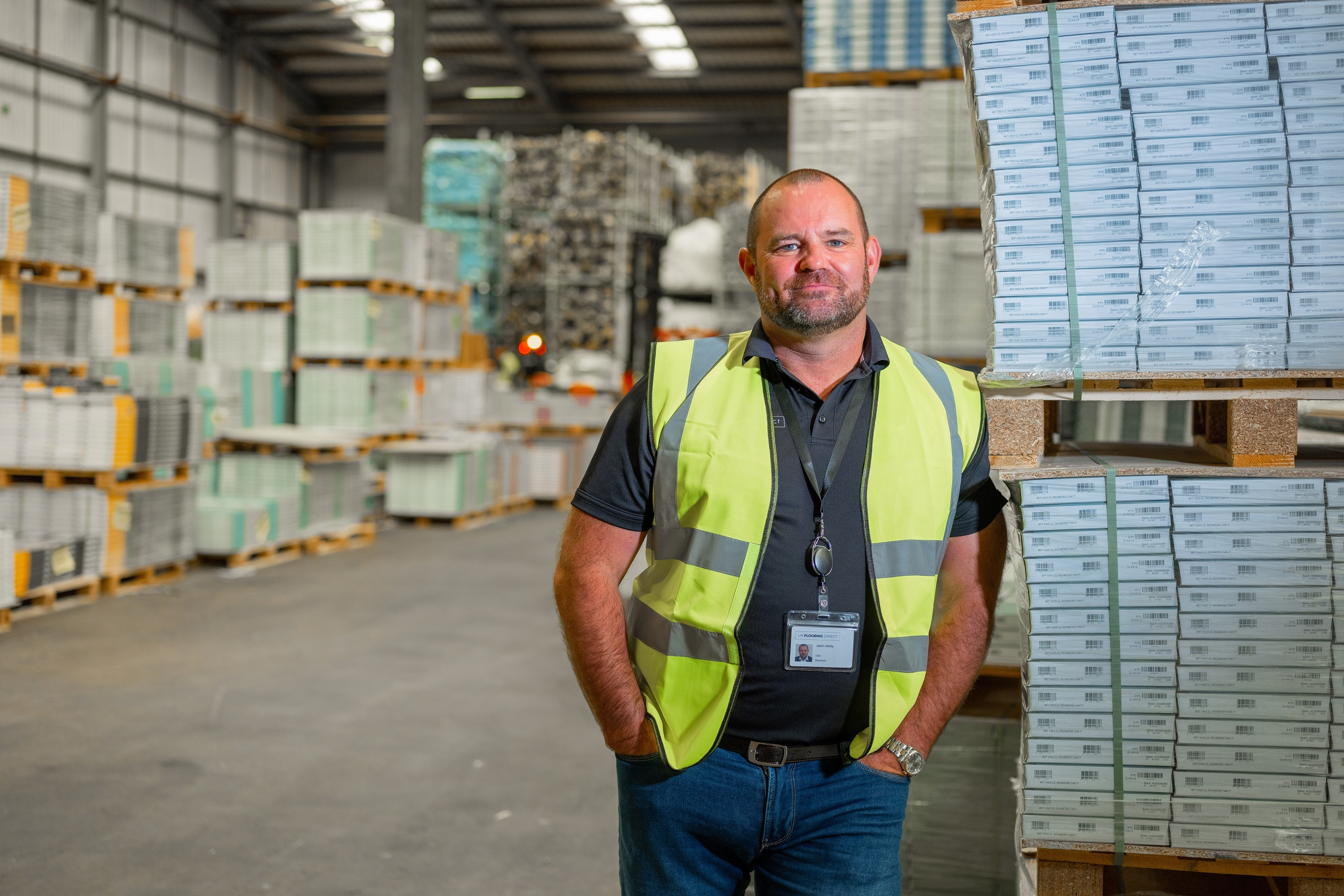 Leicestershire-based flooring retailer expands