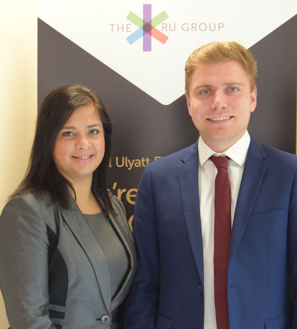 Two New Appointments Support The RU Group's Continued Expansion