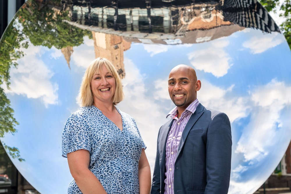 GLOBAL FIRM APPOINTS TWO DIRECTORS FROM NOTTINGHAM OFFICE