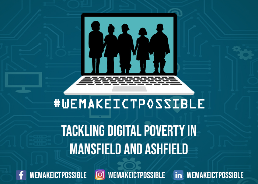 DIGITAL POVERTY CAMPAIGN LAUNCHES SECOND PHASE