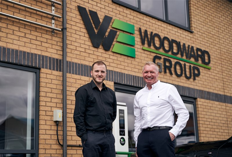 Woodward Group signs off strong Q1 with industry specialist hire