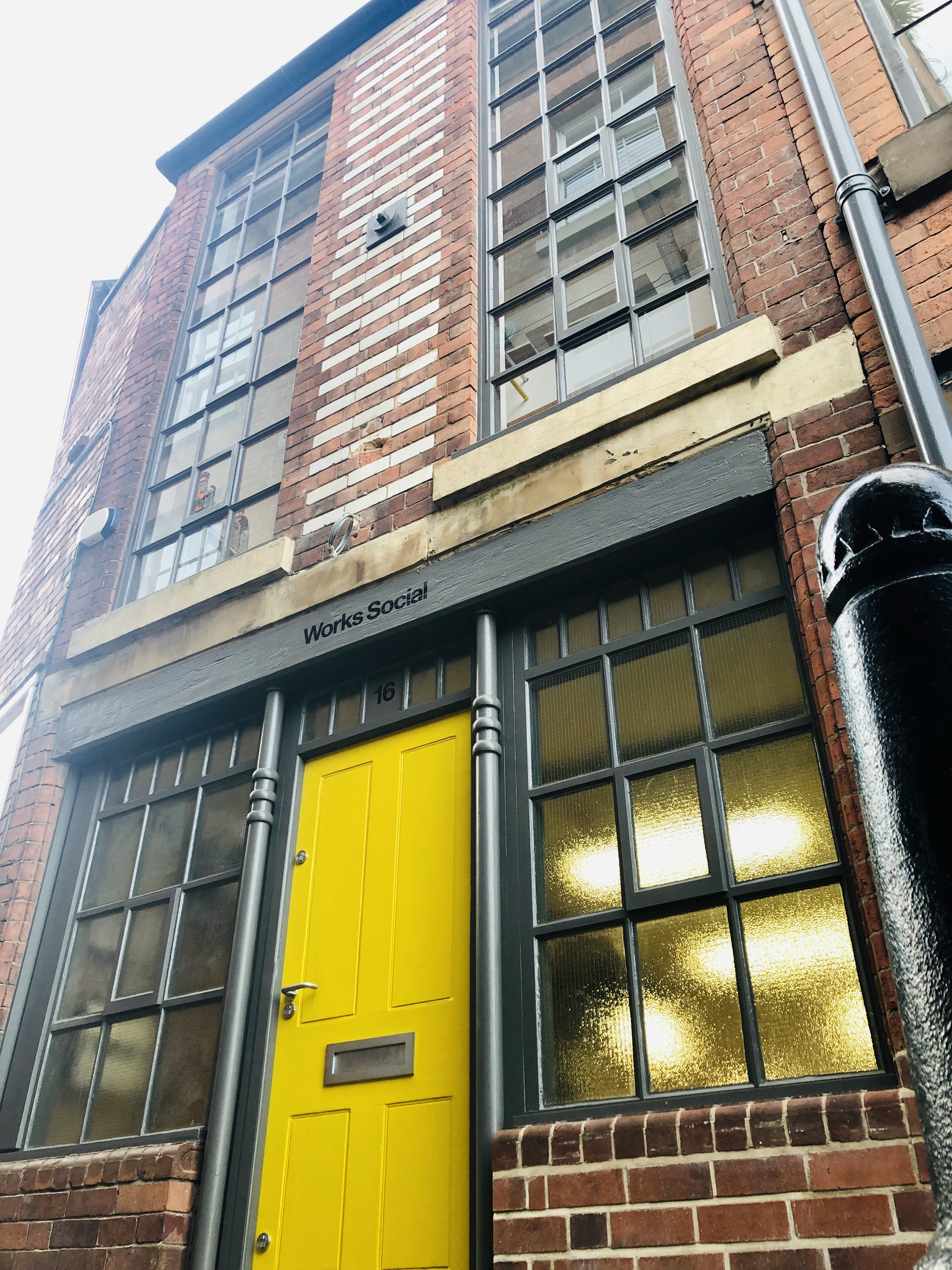 New coworking hub soon to be unveiled in Nottingham's Lace Market