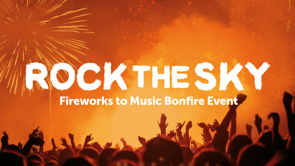 Walesby Forest 'rocking the sky' for Bonfire Night