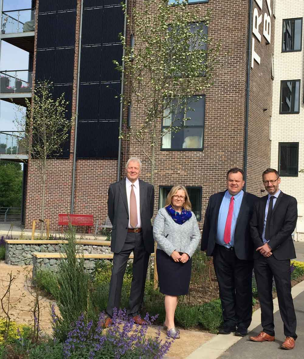 Government approves high-quality new free school for Nottingham's Trent Basin Neighbourhood