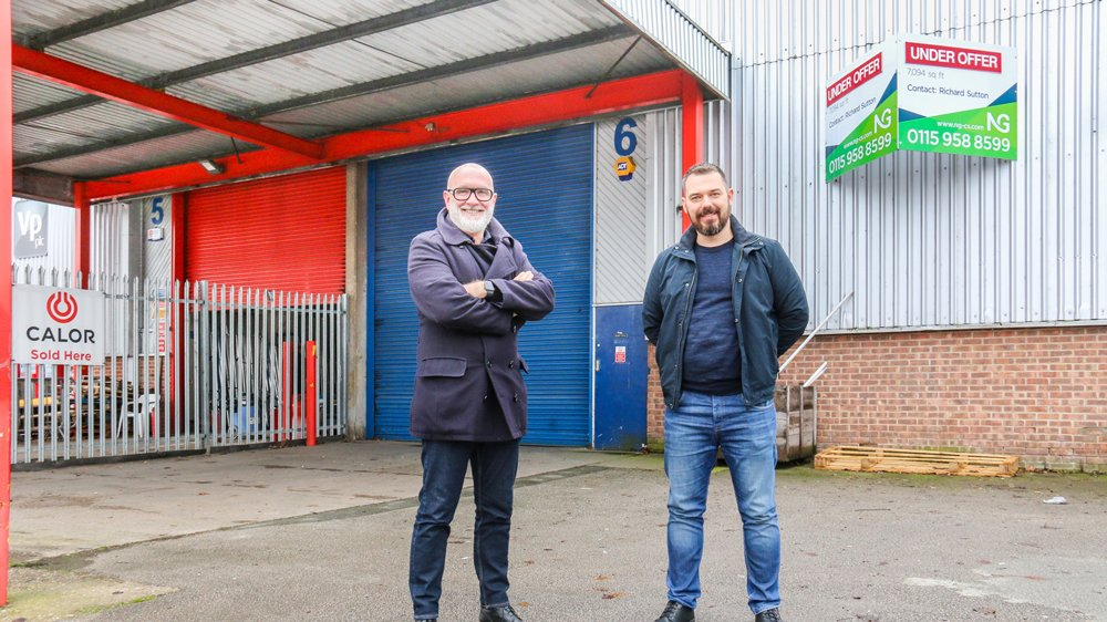NG helps deliver expansion plans for growing Loughborough company