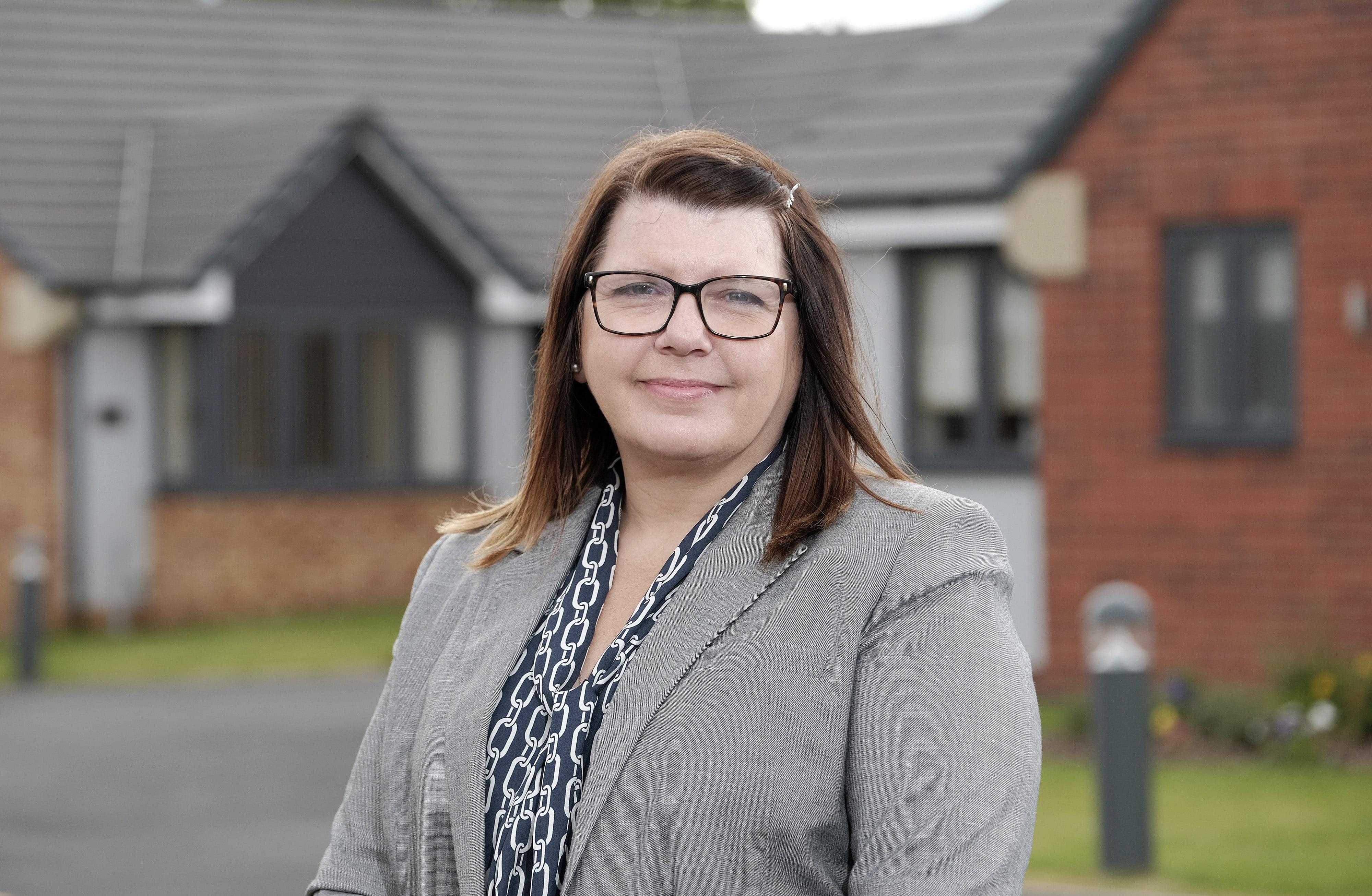 Midlands housebuilder builds marketing team