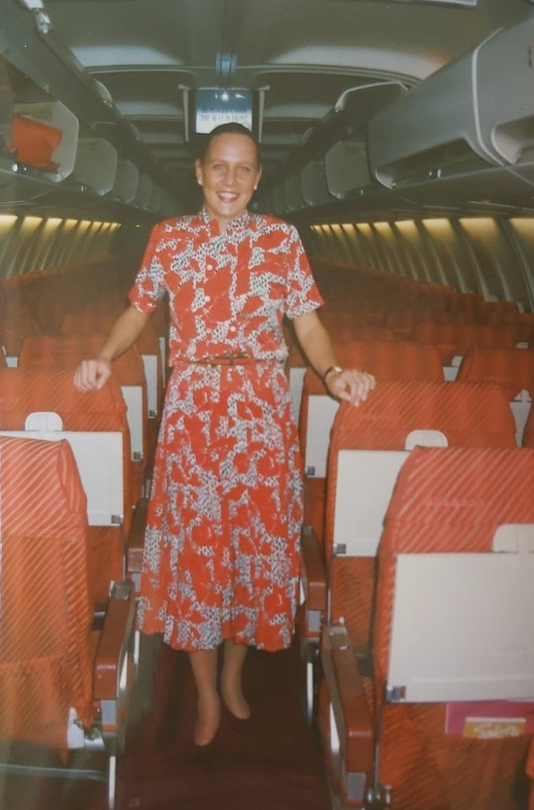 Former flight attendant-turned-therapist offering coaching sessions for nervous flyers as holidaymakers prepare to take to the skies again