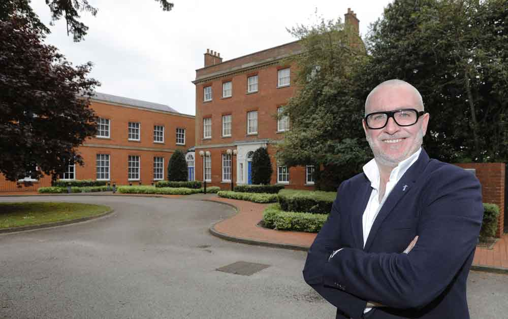 Landmark Nottingham office to undergo multimillion-pound transformation