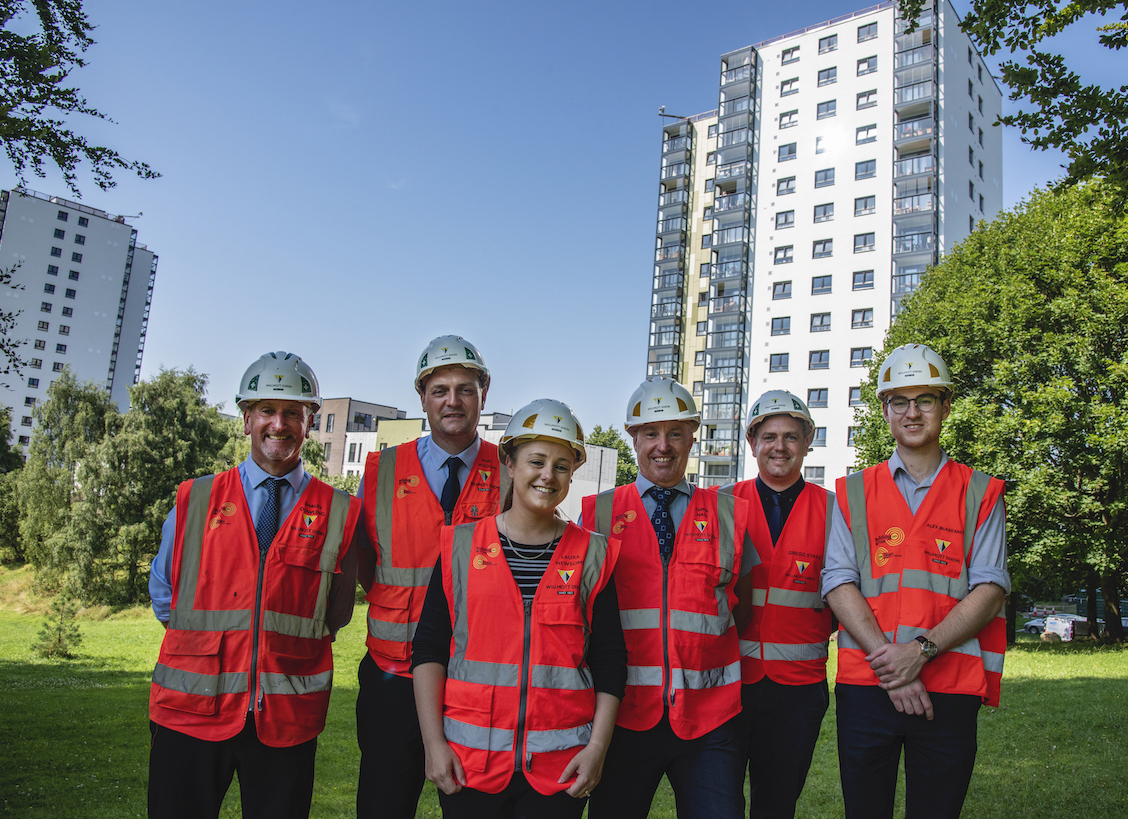Local contractor backs sustainability to play key role in regional growth across Nottinghamshire