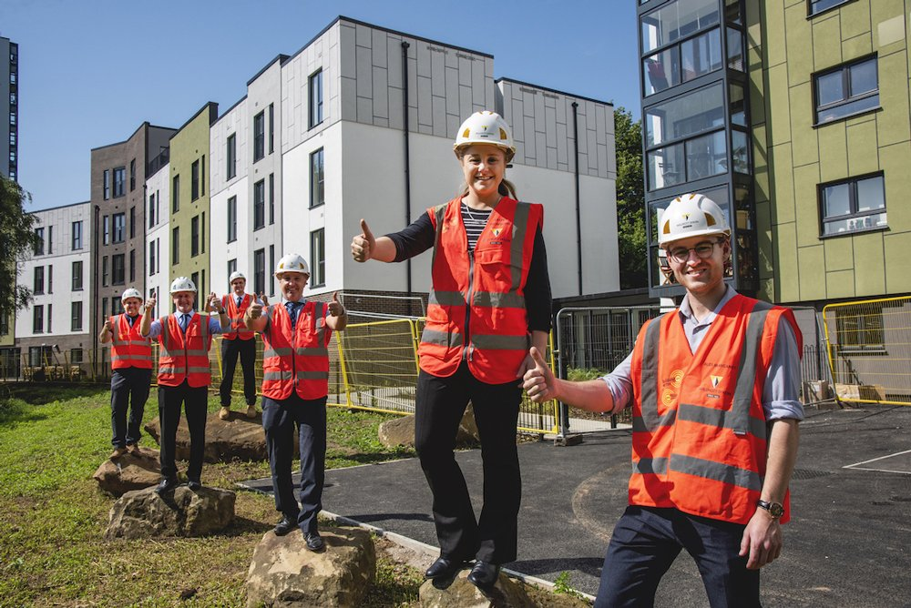 Nottingham contractor rolls out sustainability initiatives across the region
