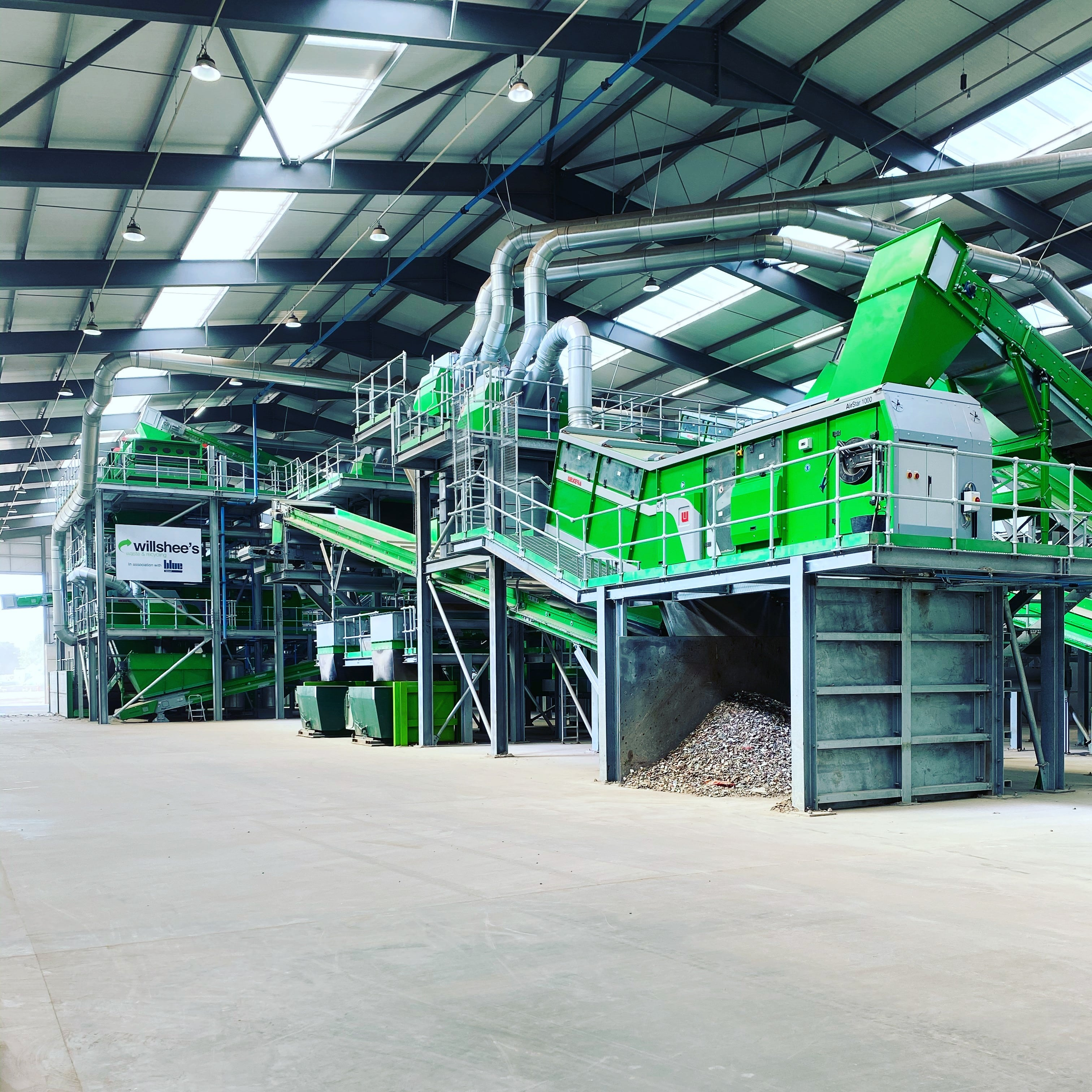 East Midlands waste management firm opens third multi-million-pound recycling site