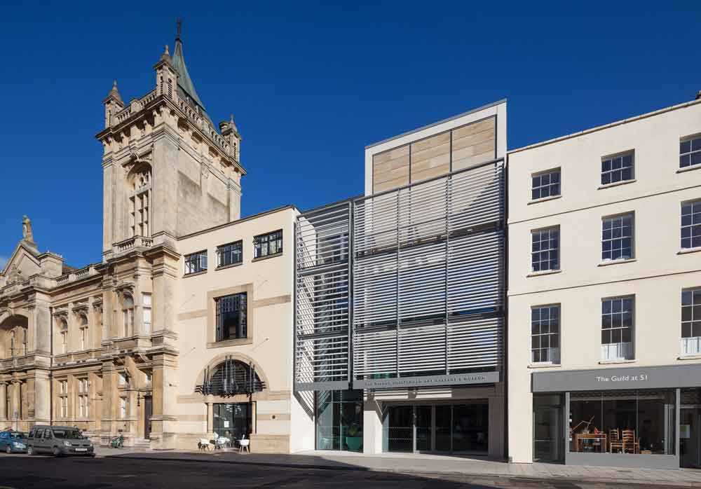 Focus Consultants supporting business plan for art gallery and museum