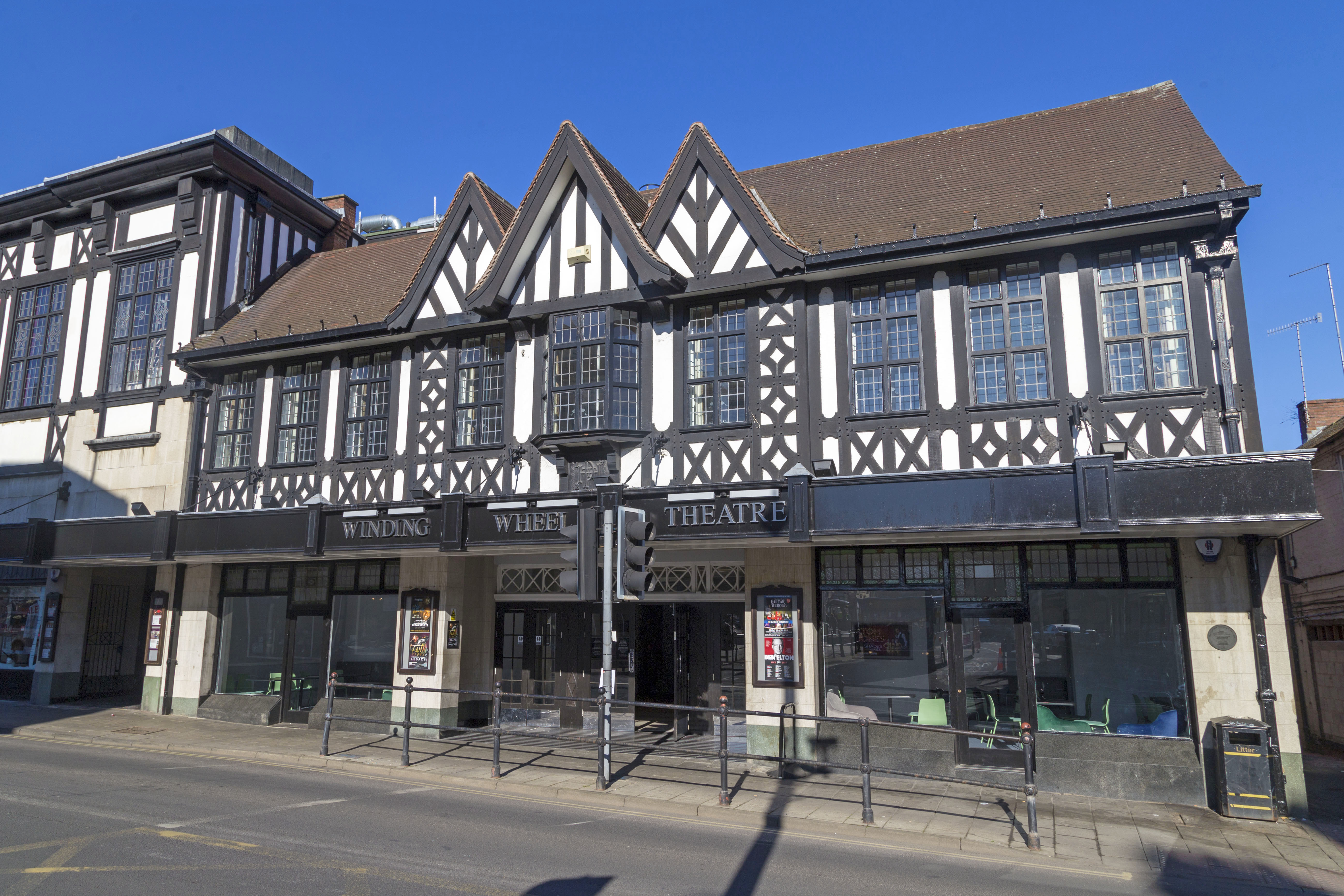 Arts Council England confirms £35,000 emergency funding for Chesterfield Theatres