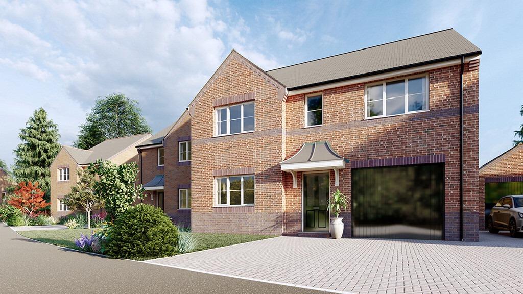 BGF invests £4.25m in Derbyshire house builder