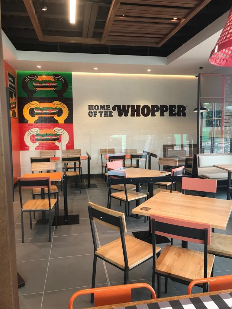 A Whopper of an opening in Worksop