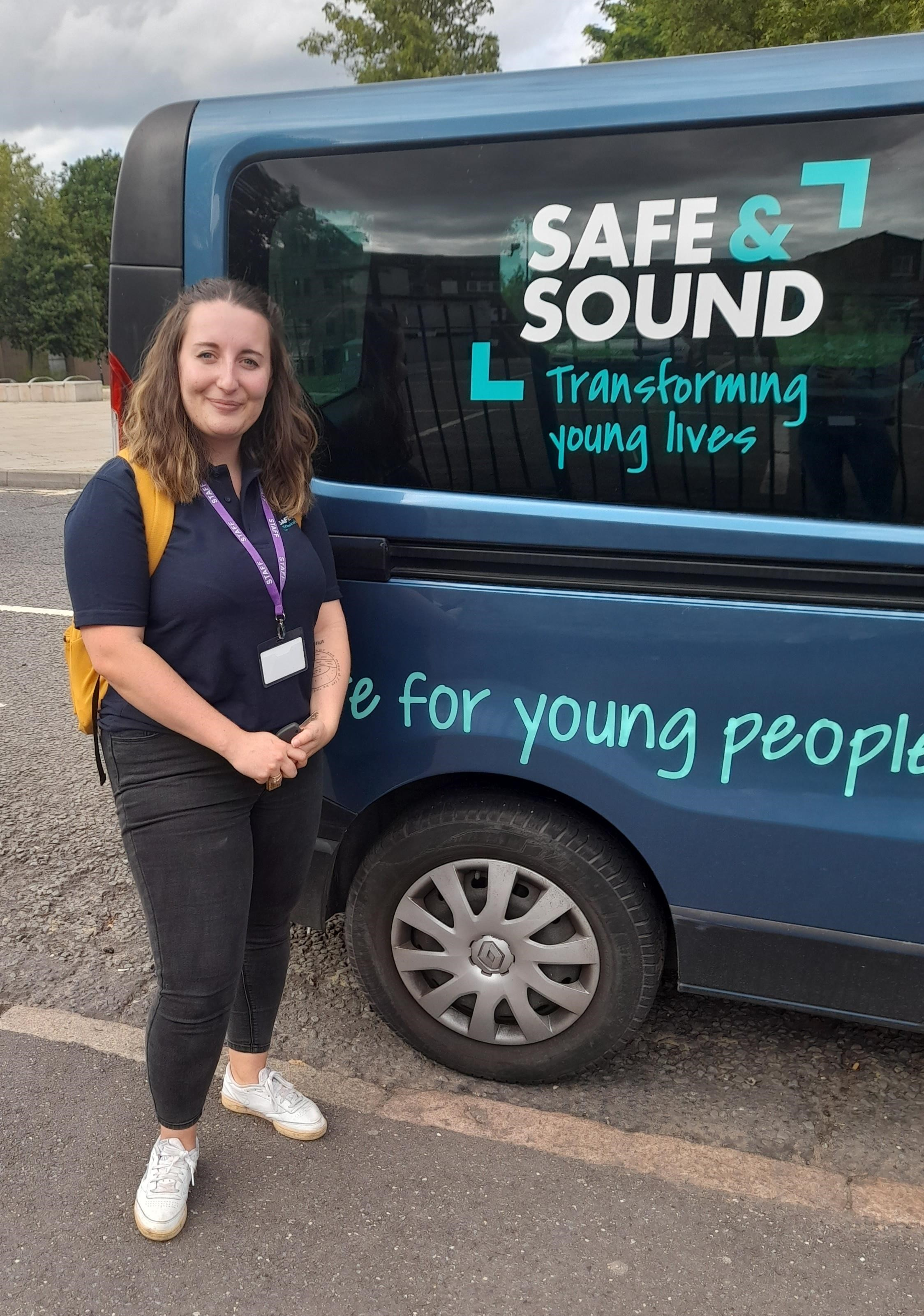 Safe and Sound Expands Outreach Programme into South Derbyshire