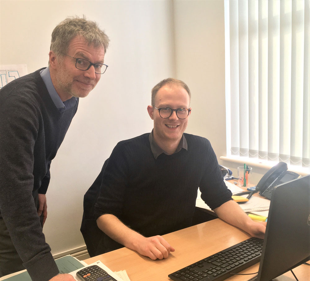 Midlands-based consulting engineer expands team with new hire