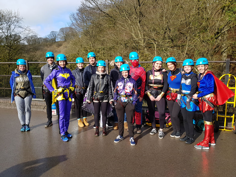 Superheroes Initiative Set To Support Safe and Sound