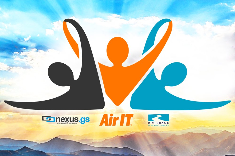 Air IT announce their next two acquisitions of Riverbank IT Management Limited and Nexus GS Limited