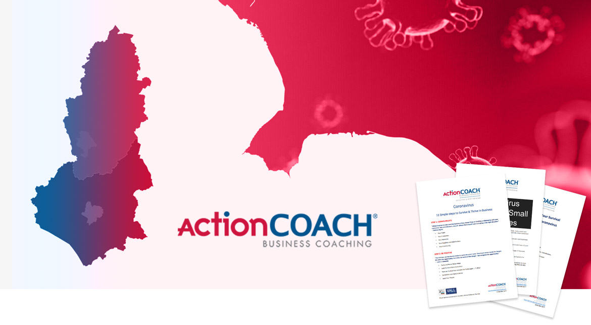ActionCOACH shares free Covid-19 business planning guides