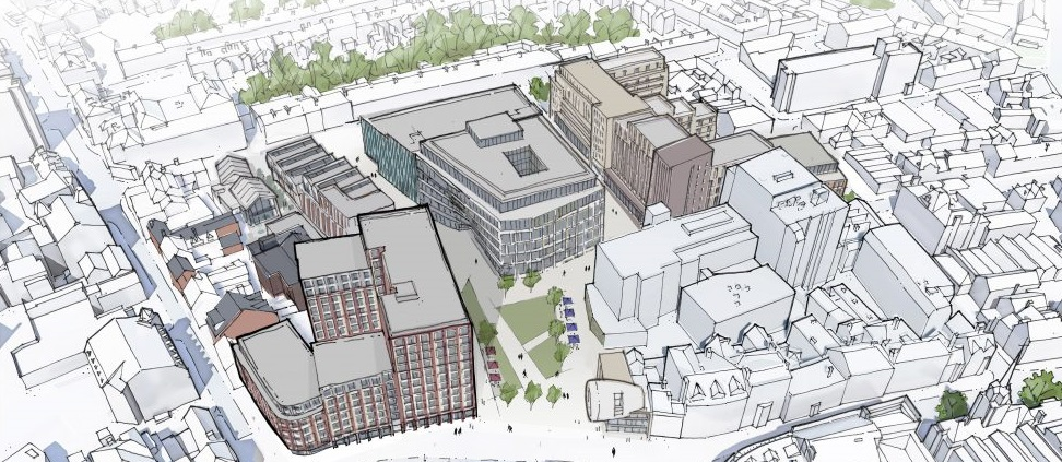 Step forward for major Derby city centre regeneration scheme