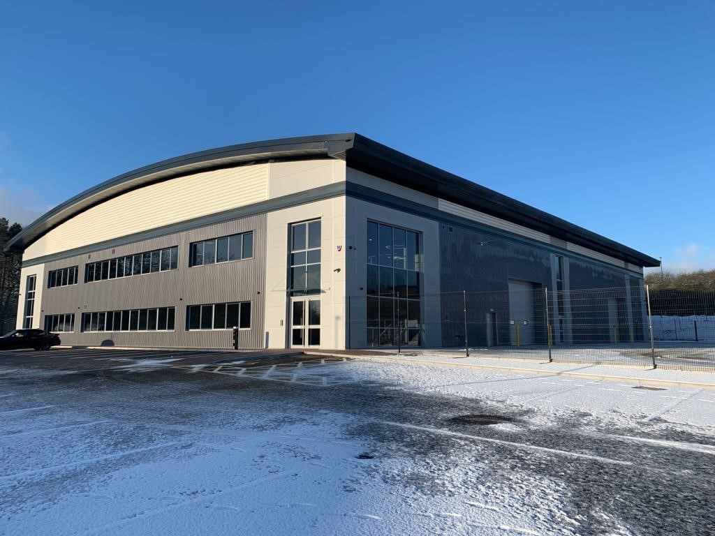 CST Industries move into their brand-new premises at Castlewood Court