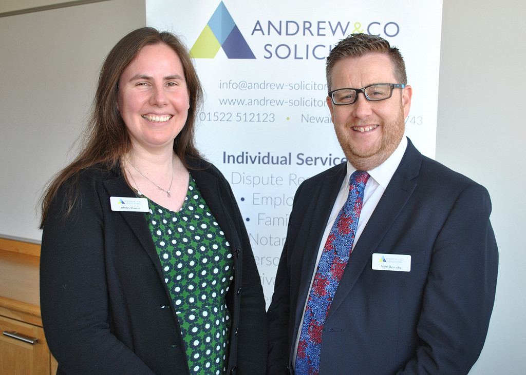 Andrew & Co Solicitors Builds Strength in Numbers