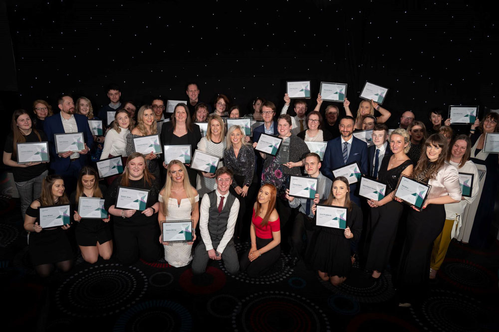 Northamptonshire Health and Care Partnership (NHCP) honours apprentice achievements at Apprenticeship Celebration Event 2020