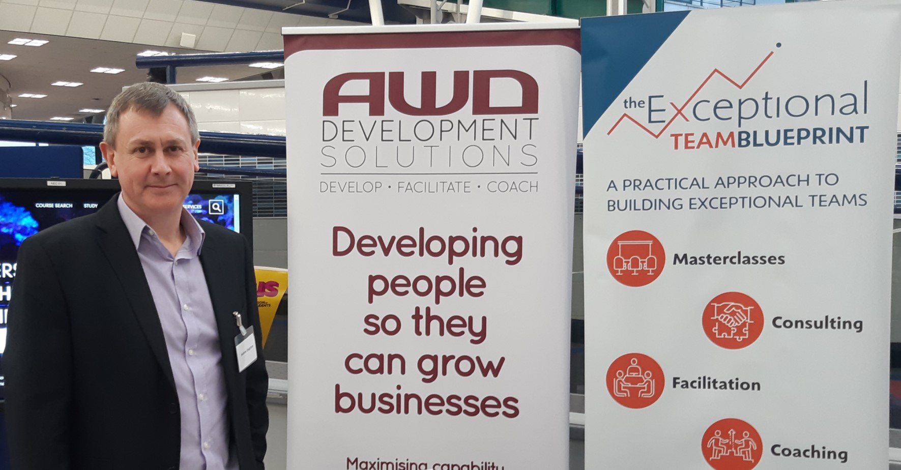 AWD Development Solutions chosen as one of this year's #SmallBiz100