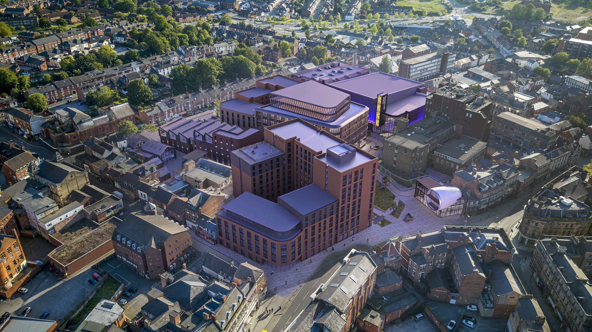 GMI AWARDED CONTRACT TO BUILD NEW £30M BUILD TO RENT WITHIN NEW BECKETWELL DEVELOPMENT IN DERBY