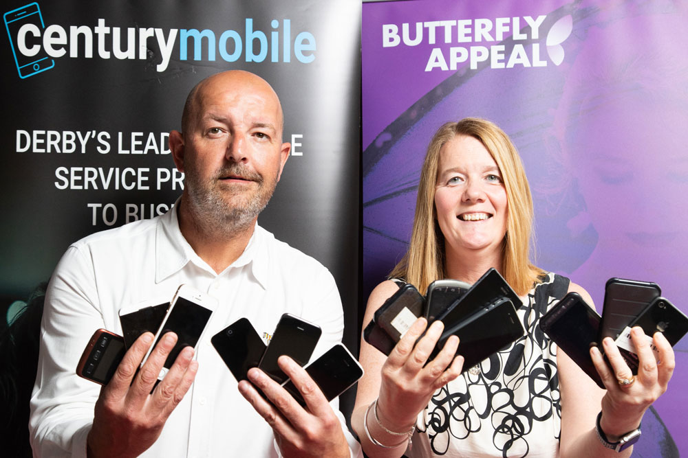 Expanded Recycling Programme Supports Butterfly Appeal