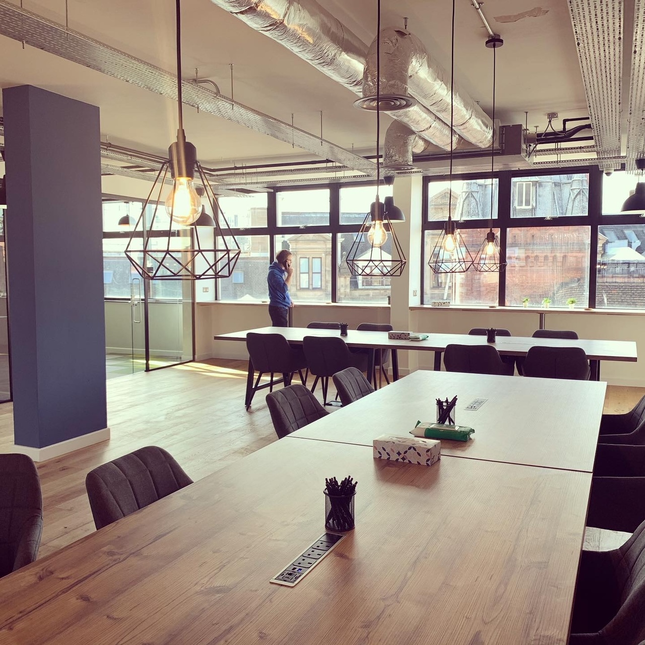 State-of-the-art flexible workspace Cubo opens in Nottingham