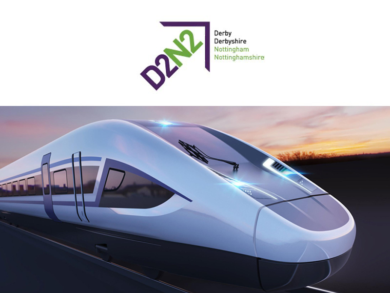 D2N2 announces funding for HS2 site in Chesterfield