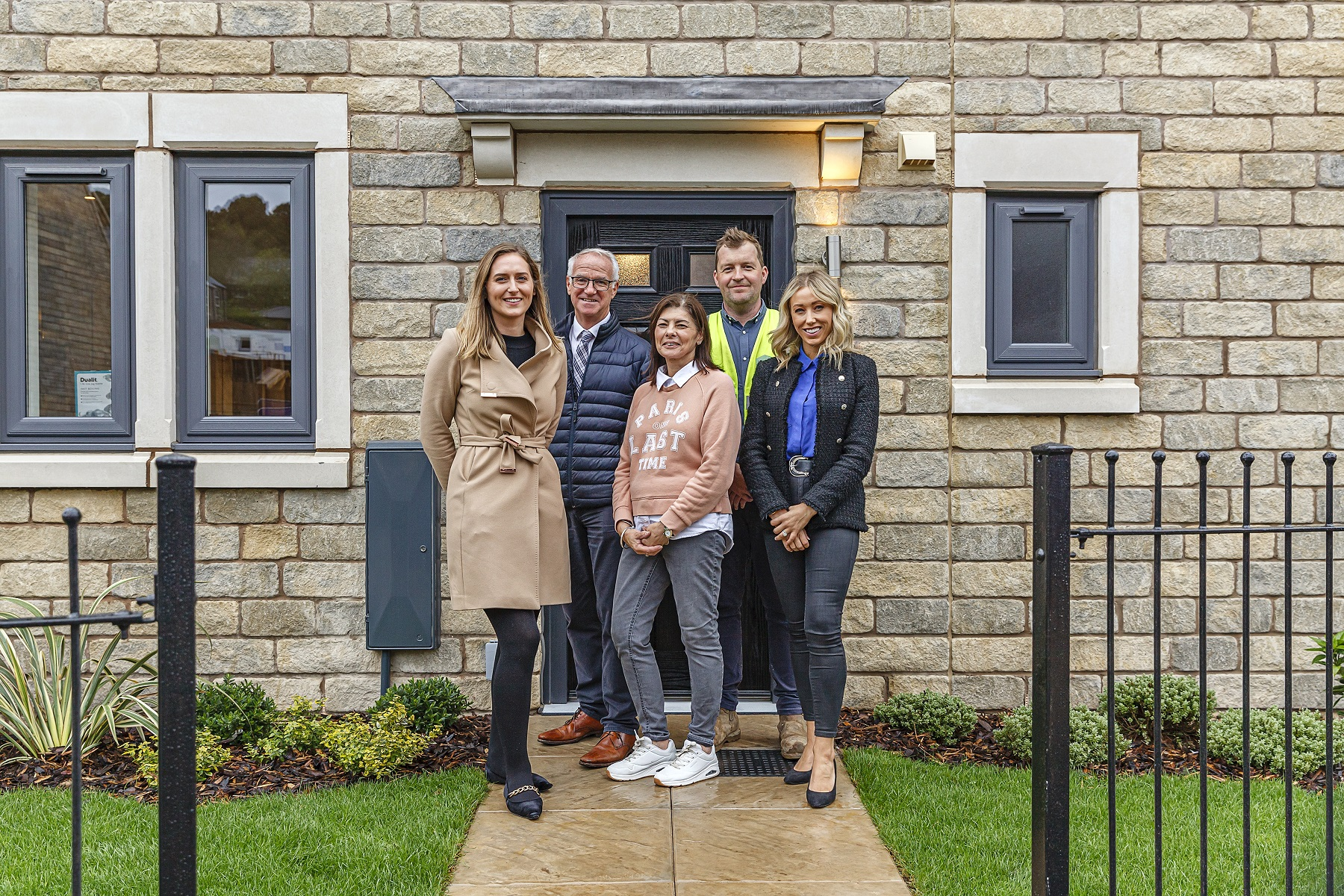 Couple's 'Escape to the Country' as Covid drives property shift