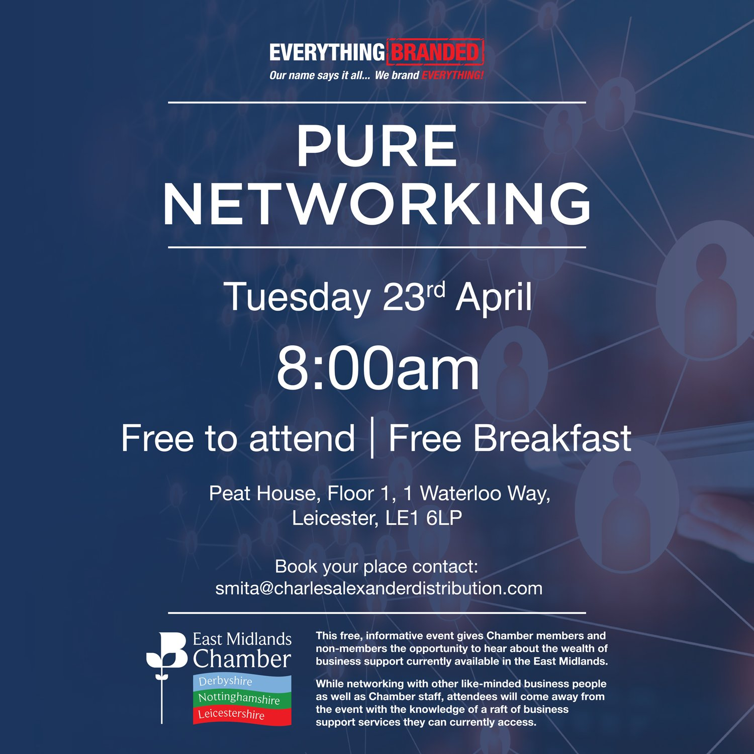 EverythingBranded - Pure Networking Morning