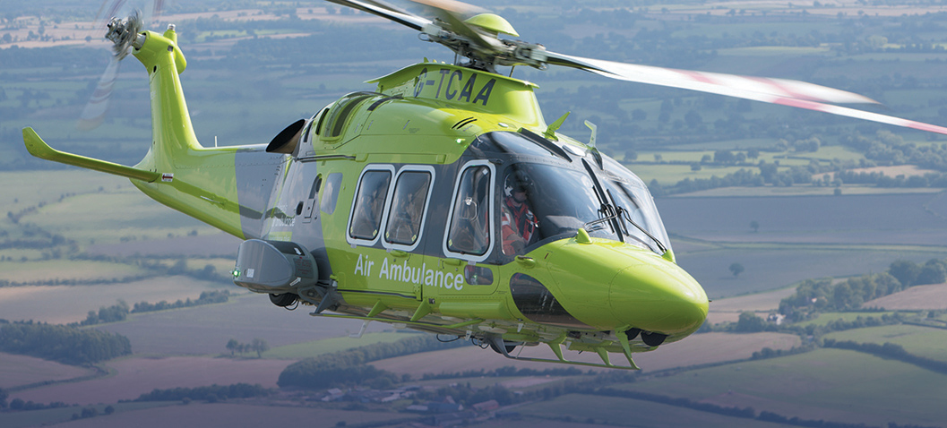 An Urgent Appeal from the Children's Air Ambulance