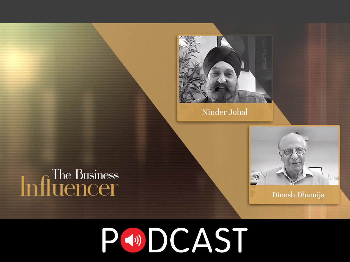 Dinesh Dhamija, Founder of Ebookers | The Business Influencer Podcast | Episode 1