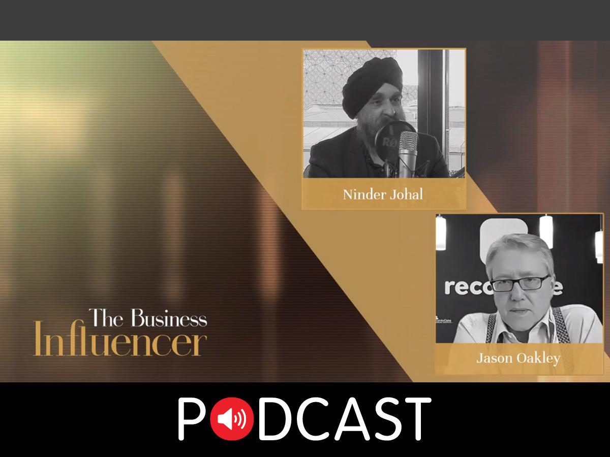 Banker turned Entrepreneur | TBI Podcast | Episode 14
