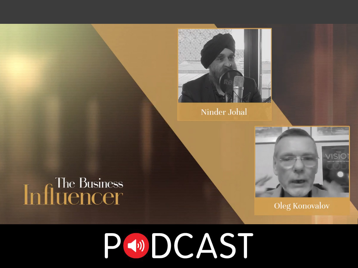 How To Create A 'Vision'   TBI Podcast   Episode 16